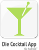 Die Cocktail App Logo